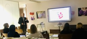 Prof Thierry Vancaillie regularly presents womens health cpd to osteopathy, physiotherapy and chiropractic practitioners